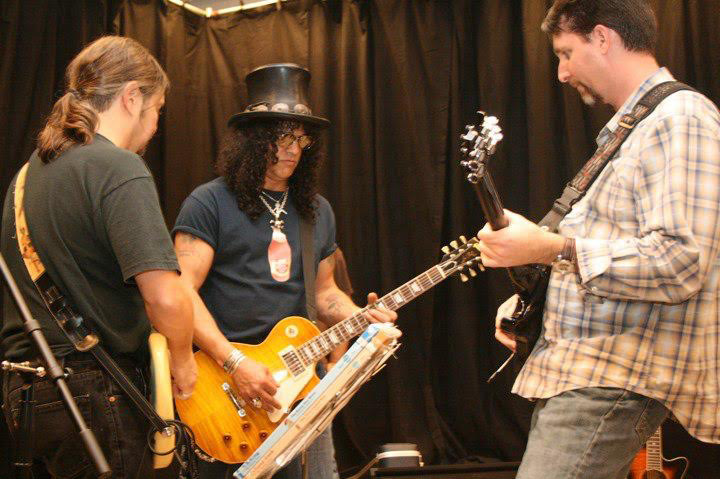 Slash teaching campers