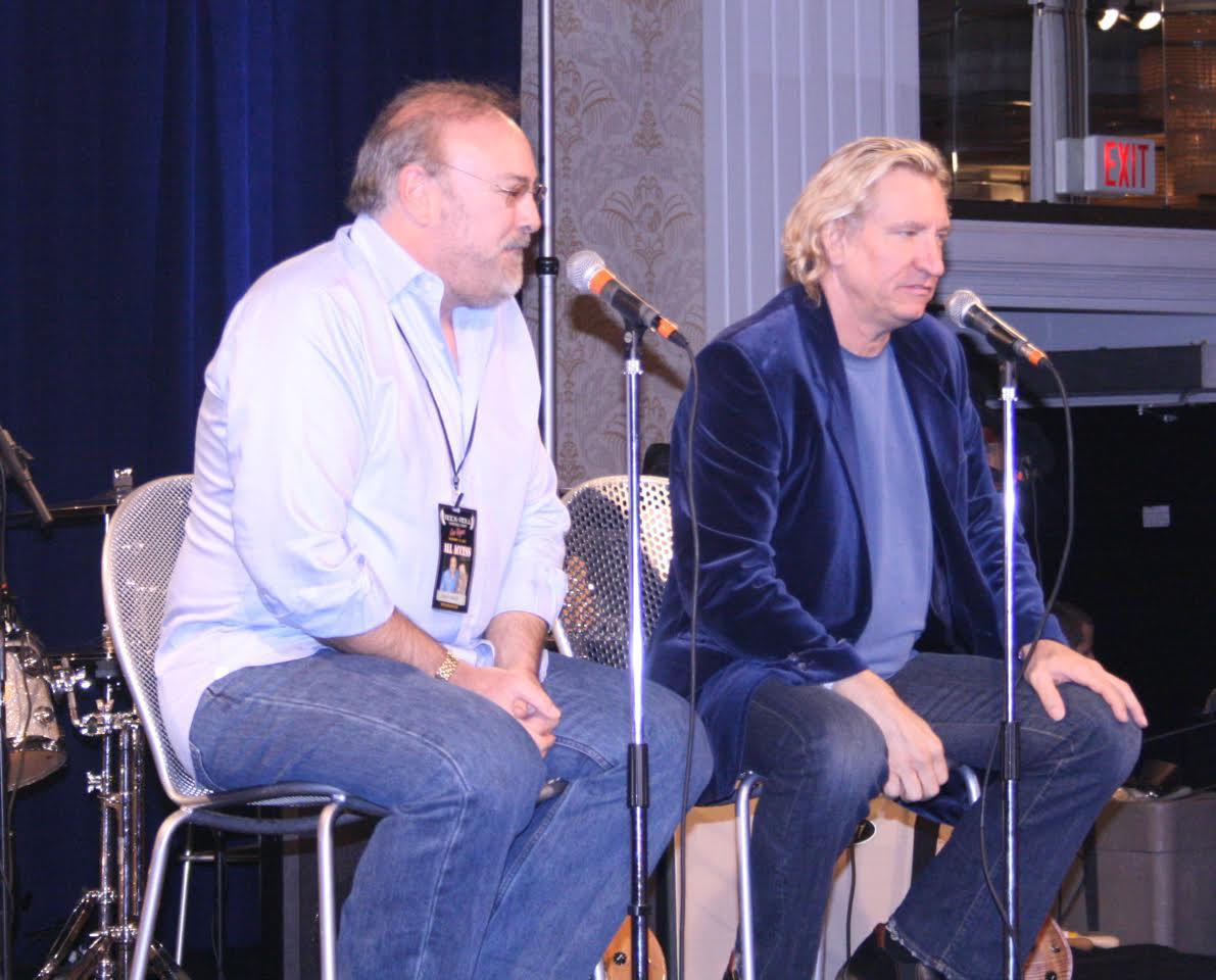 Joe Walsh and David Fishof